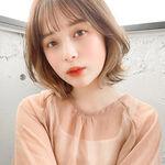 最新女っぽスタイル♡韓国風レイヤーのくびれヘアをチェック☞