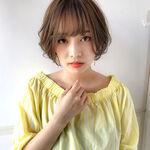 ショートヘアで小顔GET♡コンプレックスを解決するヘアカタログ