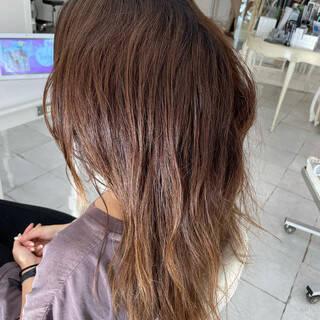 髪質改善 髪質改善トリートメント トリートメント 縮毛矯正ヘアスタイルや髪型の写真・画像