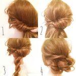 可愛い髪型は簡単アレンジでつくれる♡定番〜おすすめ厳選12【やり方画像つき】