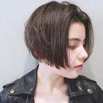 ショートボブはストレートで楽しむ♡ヘアスタイルで大人女子は変わる。