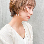 動きのあるボブでアクティブ女子に♪スタイリング法やヘアカタログを紹介