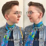 真似したい「刈り上げ女子」特集!イマドキなジェンダーレスなヘアスタイル