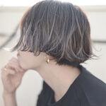 わかりやすく旬髪なのは「切りっぱなしボブ」♡飾りすぎないオシャレ感♪