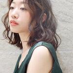 一番楽ちん手間いらずな髪型♪30代向けミディアムのヘアカタログ