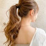 うなじ見せで色気あふれるヘアスタイルに♡夏にぴったりアップヘア