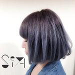 黒髪×メッシュで周りと差をつけるオシャレさに♡長さ別に自分に似合う髪型を見つけよう