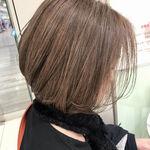 白髪が目立たないカラー♡白髪にアッシュ系カラーは入るの?