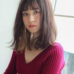 【ヘアカタログ】大人かわいいミディアムが最新モテヘア♡