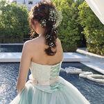 結婚式ヘアアレンジ♪ロング編は簡単~凝ったものまで♡