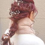髪色はラベンダーカラーで色気を出す♡大人かわいいの秘密を教えます