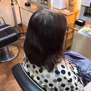ピンクベージュ ピンク 春ヘア ボブヘアスタイルや髪型の写真・画像