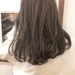 髪色はダークブラウンで旬顔になれる♡今っぽヘアカラー大特集