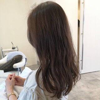 ヘアアレンジ 簡単ヘアアレンジ デート セミロングヘアスタイルや髪型の写真・画像