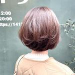 \丸みボブに注目/HAIR編集部がおすすめポイントまとめました。