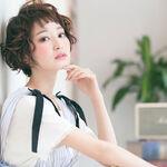 女子力満載!パステルカラーなファッションにピッタリなヘアスタイルカタログ