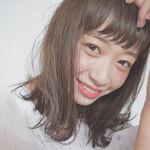 "♡LOVE UP HAIR♡""クセっぽニュアンス""のトップ5作品が決定♪"