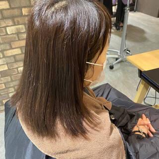 ダメージレス 艶髪 ボブ 髪質改善ヘアスタイルや髪型の写真・画像