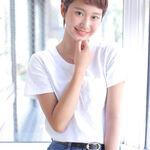 【丸顔さん】小顔見せ♡ベリーショート似合わせスタイル特集