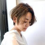 ショートヘアには前髪をつくるべき?前髪あり・なし別旬ヘア15選
