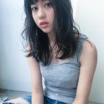 黒髪の美しさそのままで外国人風の透明感♡今人気のダークアッシュとは?