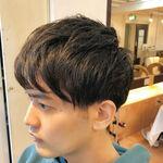 【メンズ髪型】マッシュヘアは究極のモテヘア!おしゃれにキマる髪型集
