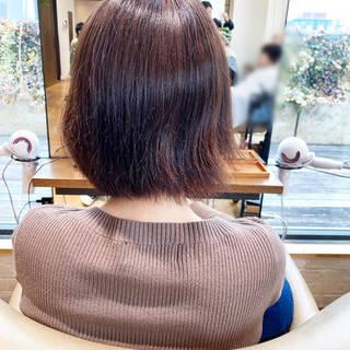 ショートヘア 前髪あり ショート ショートボブヘアスタイルや髪型の写真・画像