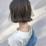 ブラントカットで外国人風に♡旬のヘアスタイルを手に入れよう!