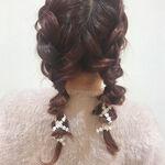 自分で簡単にできる編み下ろしヘアのやり方を解説 アレンジ集も紹介!