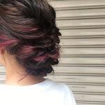 春夏はピンクアッシュヘアカラー!暗めも色落ちも楽しめるっ♡