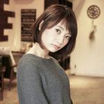 大人女性の黒髪ストレートボブ♡定番から人気ヘアスタイルまでご紹介