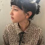 【ミディアム編】黒髪でもこなれ女子になれる!印象別ヘアアレンジ