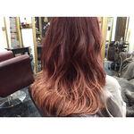 かわいい♡色っぽい♡ピンクブラウンは女子にいいことづくしなヘアカラー♪