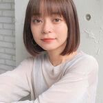 【有村架純ちゃんになりたい♡】小顔に見える真似っこヘアのポイント