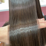 髪質改善トリートメント ナチュラル 艶髪 トリートメント