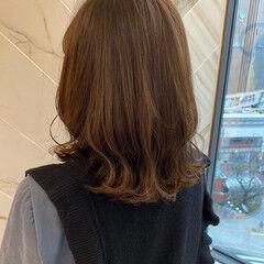 ナチュラル ボブ 銀座美容室 モテボブ ヘアスタイルや髪型の写真・画像