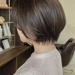 ショート 大人ショート ハンサムショート oggiotto ヘアスタイルや髪型の写真・画像
