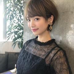 長澤まさみ 吉瀬美智子 フェミニン 30代 ヘアスタイルや髪型の写真・画像