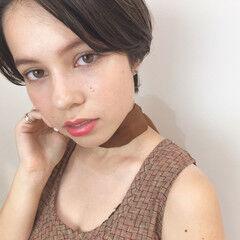 デート アンニュイほつれヘア 柔らかパーマ ナチュラル ヘアスタイルや髪型の写真・画像