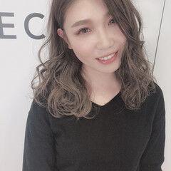 ナチュラル 外国人風カラー グラデーション おしゃれさんと繋がりたい ヘアスタイルや髪型の写真・画像