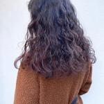 ゆるふわパーマ 前髪パーマ 簡単ヘアアレンジ デジタルパーマ