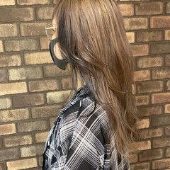 イルミナカラー ナチュラル アディクシーカラー 透明感 ヘアスタイルや髪型の写真・画像