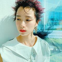 ショートヘア モード ショートカット ベリーショート ヘアスタイルや髪型の写真・画像