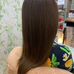 エレガント 艶髪 ロング ロングヘア ヘアスタイルや髪型の写真・画像