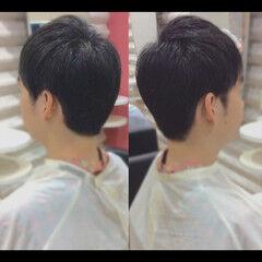 メンズスタイル メンズショート ナチュラル メンズヘア ヘアスタイルや髪型の写真・画像