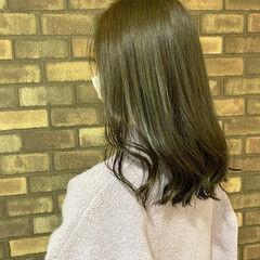 イルミナカラー マット N.オイル 艶髪 ヘアスタイルや髪型の写真・画像