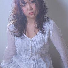 女子会 黒髪 コンサバ オフィス ヘアスタイルや髪型の写真・画像