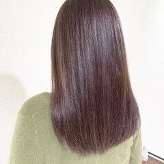 秋 冬 ミディアム デート ヘアスタイルや髪型の写真・画像