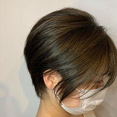 ショートヘア スポーティヘア ベリーショート ハンサムショート ヘアスタイルや髪型の写真・画像