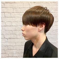 ショートマッシュ ショート メンズカット メンズマッシュ ヘアスタイルや髪型の写真・画像
